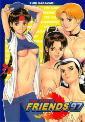 (CR22) [Saigado (Ishoku Dougen)] The Yuri & Friends '97 (King of Fighters)
